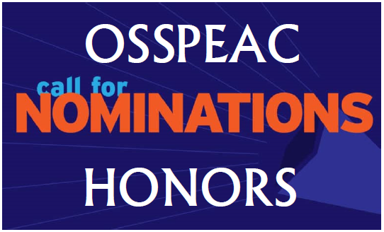 OSSPEAC Honors