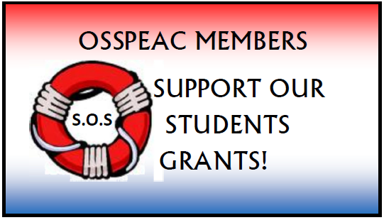 "<a href=""https://osspeac.org/resources/scholarships-and-grants/s-o-s-grant/"">S.O.S. Grant</a>"